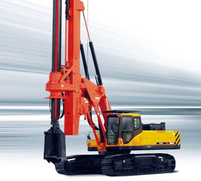 旋挖钻机使用性能正常发挥了才能保证施工的顺利进行
